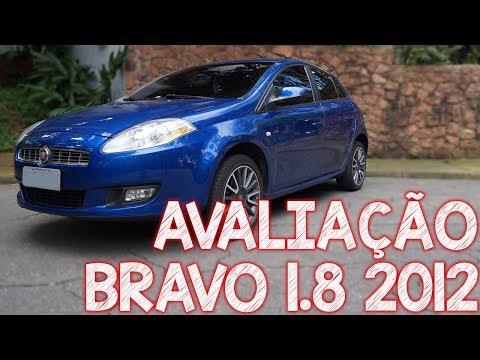 Avaliação Fiat Bravo Essence 1.8 2012 - O Sucessor Do Fiat Stilo