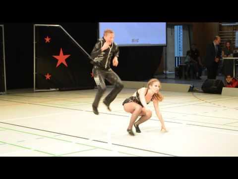 Rock Dance Company - Championnat Suisse 2016 - Maximilien & Alyssia - Finale