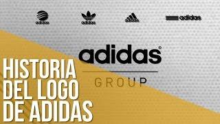 Historia del logo de adidas