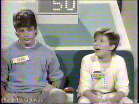 I'm Telling! Celebrity Edition game , 1988