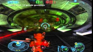 Conker Live & Reloaded T.M.S. Spamono Gameplay
