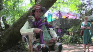 Grego & Dreambird at the Oregon Country Fair