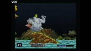VGG VS Jennabunnykins - 02 - Worms: World Party