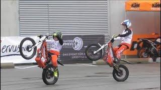 Strombike Action - Custom Wheels Vienna 2018