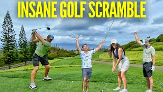 2 Insane Hole Outs at the Tournament of Champions | Back 9