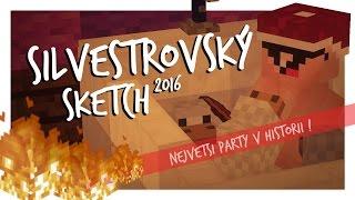 cmm silvestrovsk sketch 2016   česk minecraft sketch