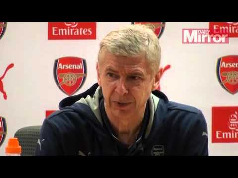 Arsene Wenger's full press conference after Arsenal's 1 0 win over Newcastle