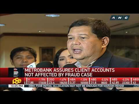How NBI caught Metrobank executive linked to fraud