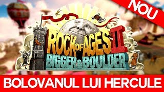 BOLOVANUL LUI HERCULE! Rock of Ages 2
