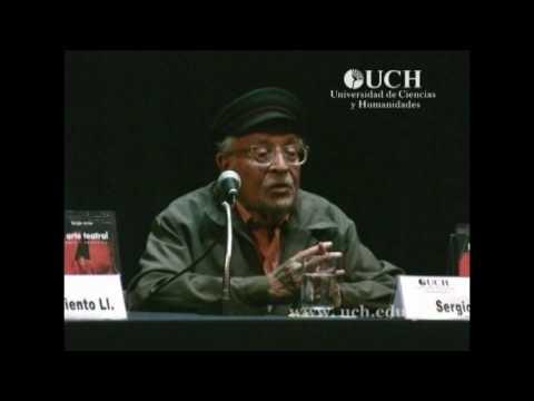 """UCH: Presentación del libro """"El arte teatral"""" de S..."""
