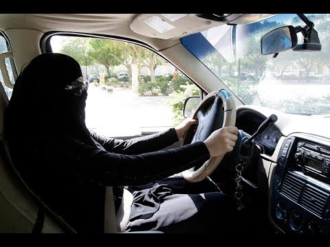 NEWS ALERT: Saudi Arabia Allows Women to Drive - LIVE COVERAGE 9/26/17