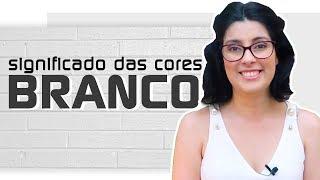 SIGNIFICADO DAS CORES: BRANCO   #cores #significadodobranco   Juliana Sena