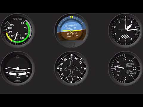 In-Flight Instruments Early Version