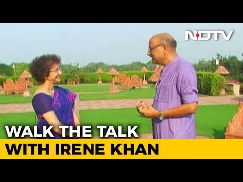 Walk The Talk With Bangladeshi Lawyer Irene Khan