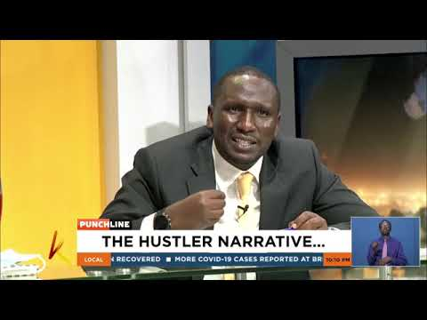 University professor picks issue with Hustler narrative but Senator Cheruiyot differs | Punchline 3