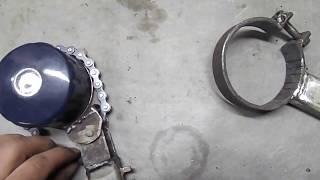 Замена заміна моторного масла мастила на рено кенго 1,5 DCI