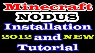 Nodus- Minecraft Hacked Client (NEWEST) 2013 for Minecraft 1.5.2 INSTALLATION & TUTORIAL