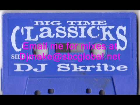 Big time classics dj skribe chicago old school house for Old school house classics