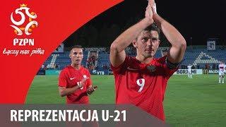 U-21: Skrót meczu Gruzja - Polska