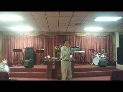 Pastor José Contreras 6/12/16