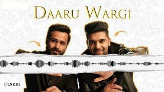 Daaru Wargi Instrumental (Cheat India) Ringtone - A K K I