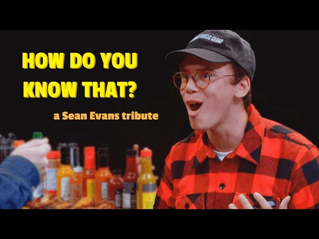 Hot Ones Guests Impressed by Sean Evans Questions (Seasons 1-4)