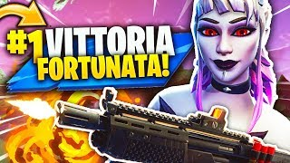 SONO IL MALE IN PERSONA!! VITTORIA FORTUNATA! Fortnite Battle Royale
