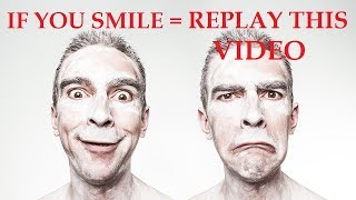 If You SMILE You MUST REPLAY This VIDEO!