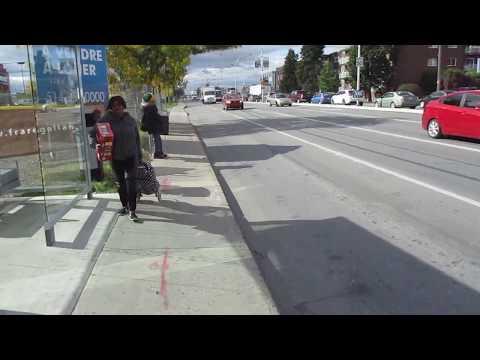 Boulevard Henri-Bourassa, East Of Montréal-Nord, Montréal, Québec, Canada