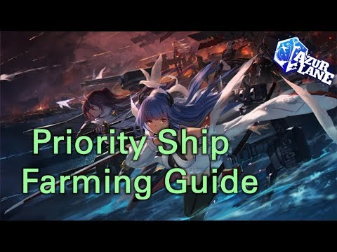 Research System Part 2 - How to farm Priority ship efficiently