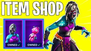 New Fortnite Item Shop! OMG NEW NIGHTWITCH SKIN & MORE! Daily & Featured Items
