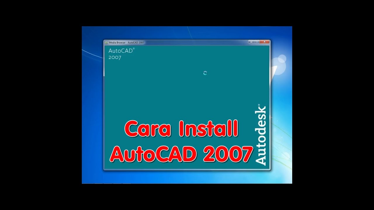 Belajar Autocad 2009 Download