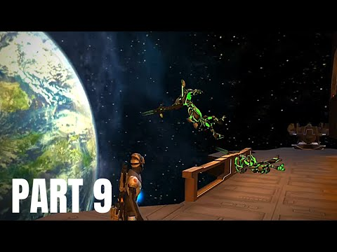 Advent Rising - Part 9 - Tossing Aliens Into Space  