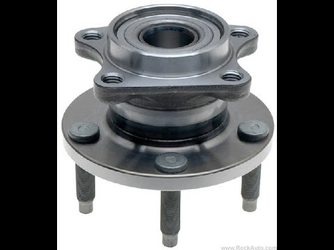 replacing ford mondeo mk3 rear wheel bearing uk doovi. Black Bedroom Furniture Sets. Home Design Ideas