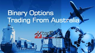Best Australian Binary Options Trading and Brokers Websites by top10binary.net