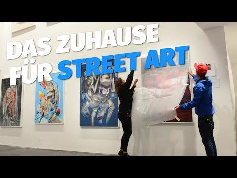 Sneak Peek: So sieht es in Berlins neuem Museum für Street Art aus