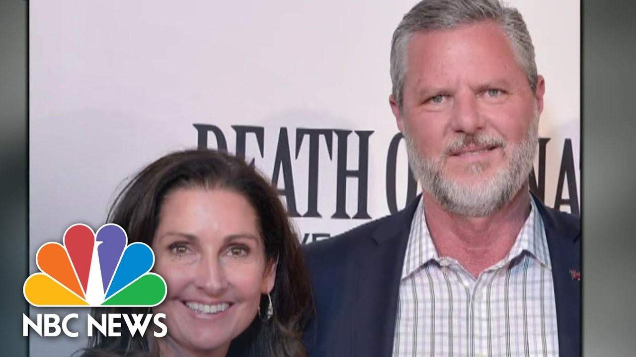 Download Jerry Falwell Jr. Reveals Wife's Affair, Alleges Blackmail | NBC Nightly News