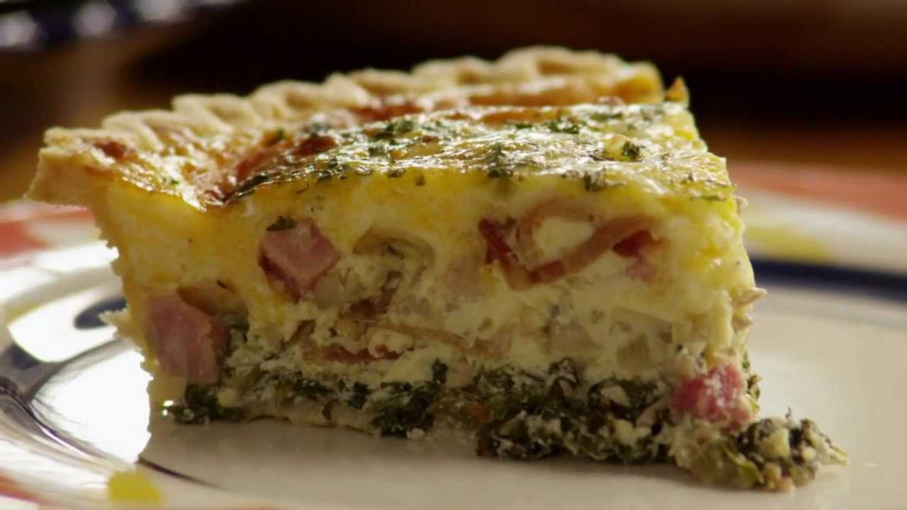How to make flavorful quiche quiche recipe allrecipes youtube forumfinder Gallery