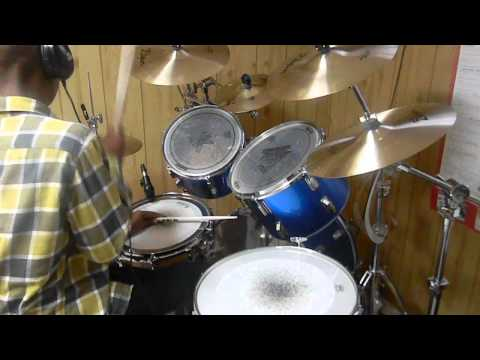 Mirror Lil Wayne Ft. Bruno Mars (Drum-Cover) [With mp3]