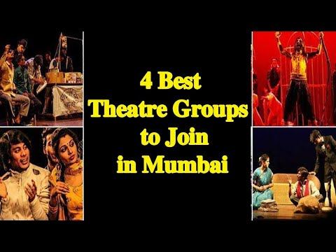 4 Best Theatre Groups to Join in Mumbai । Online Acting Tips । Rkz Theatre