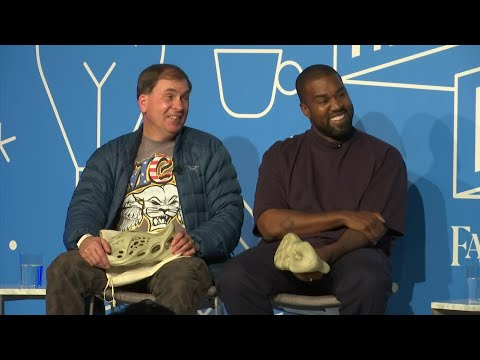 Kanye wants to run for president in 2024, may change his name