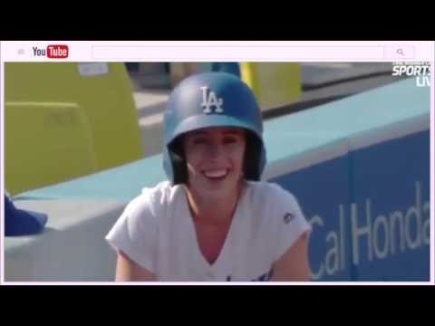 In the Feed: Dodgers Ball Girl Saves  and Beer