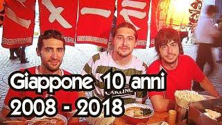 Giappone 10 ANNI: 2008 - 2018 - Vivi Giappone
