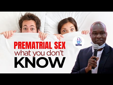 Set Boundaries, Avoid Premarital Sex | Apostle Joshua Selman