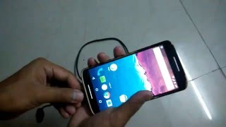 How to connect an external hard disk with USB OTG in Android Smart phone