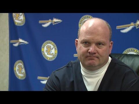 Derek Wolfe Coach speaks about college recruitment