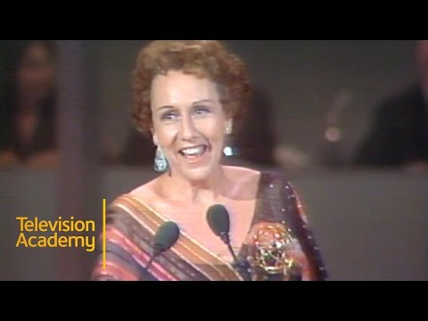 Jean Stapleton Wins Outstanding Lead Actress in a Comedy | Emmys Archive (1978)