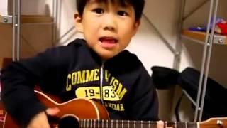 I'm Yours guitar cover by nhóc nhí dễ thương :)