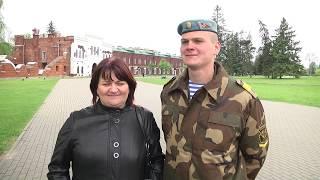 2020-05-15 г. Брест. Церемония прощания военнослужащих 38 ОДШБ.  Новости на Буг-ТВ. #бугтв
