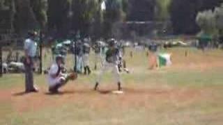 GB v Ireland Baseball Game